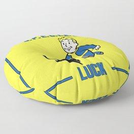Luck S.P.E.C.I.A.L. Fallout 4 Floor Pillow