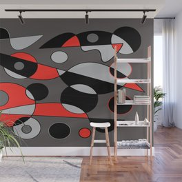 Abstract #792 Wall Mural