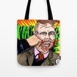 Whack Hate Tote Bag