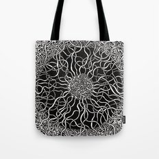 Wire Matrix  Tote Bag