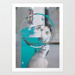 DAUGHTERS OF NYX #17 Art Print