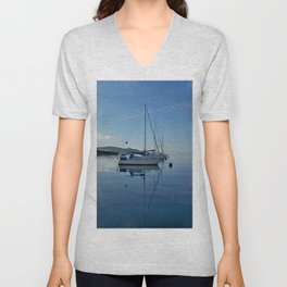 Perfect Morning After Sailing Unisex V-Neck