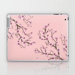 Cherry Blossom Branch Laptop & iPad Skin