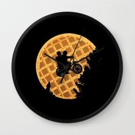 Stranger cookie Wall Clock