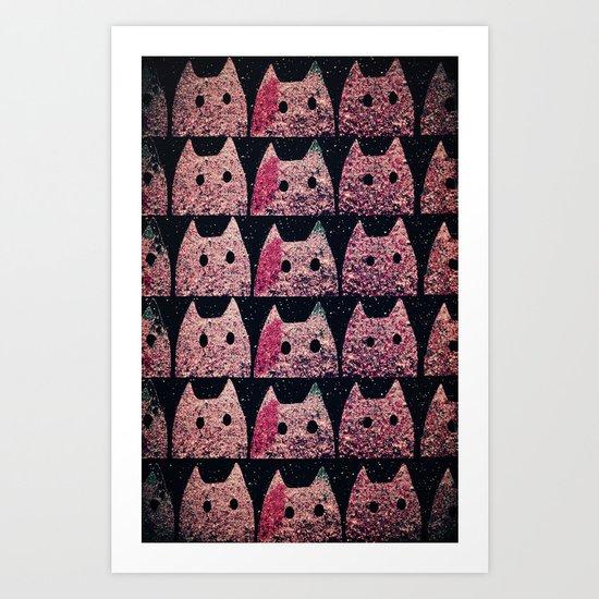 cat-94 Art Print