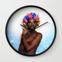 ECOS Wall Clock
