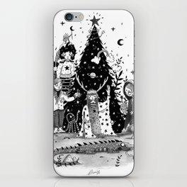 Oh Christmas Tree...!! iPhone Skin