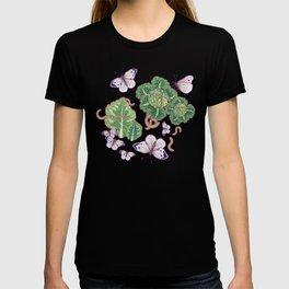 mischief in the garden T-shirt