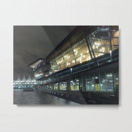 Convention Metal Print