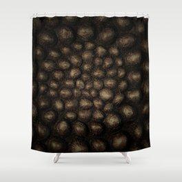 BURLEDQUE SEA SHELL Shower Curtain