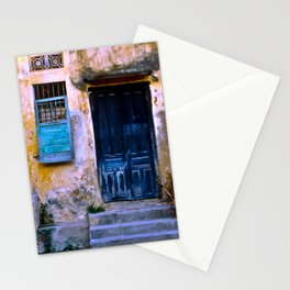 Chinese Facade of Hoi An in Vietnam Stationery Cards