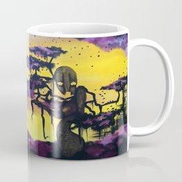 Purple Forest Coffee Mug