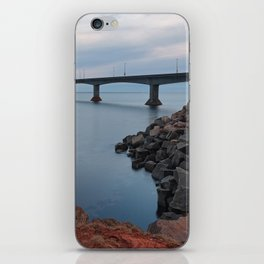 Confederation Twilight Bridge iPhone Skin