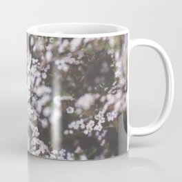 The Smallest White Flowers 01 Coffee Mug