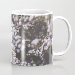 The Smallest White Flowers 01 Coffee Mug