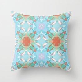 Aesthetics: abstract pattern Throw Pillow