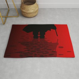 Ripper Reflection Rug