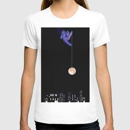 Moon Yo-yo T-shirt
