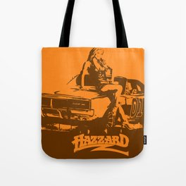 Hazzard & Girls Tote Bag
