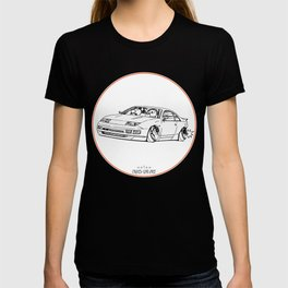 Crazy Car Art 0216 T-shirt