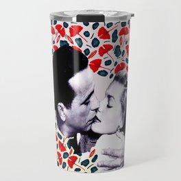 Bogie and Bacall Travel Mug