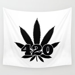 420 Wall Tapestry