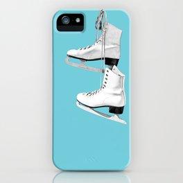 Ice Queen - blue iPhone Case