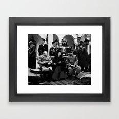History Rewritten... The Star Wars Empire Forever! Framed Art Print