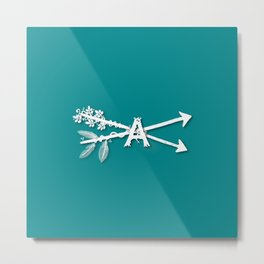 Arrow Metal Print
