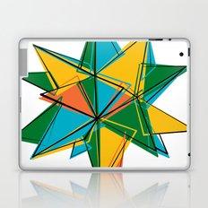 Abstract modern polygonal form Laptop & iPad Skin