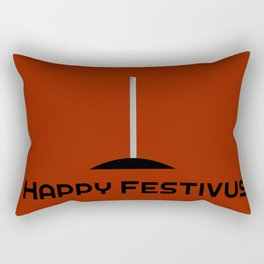 Happy Festivus Rectangular Pillow