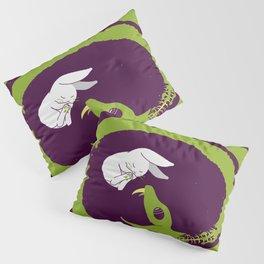 Decaying Snake Pillow Sham