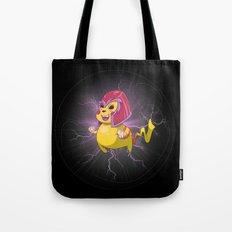Electro Magneto Tote Bag