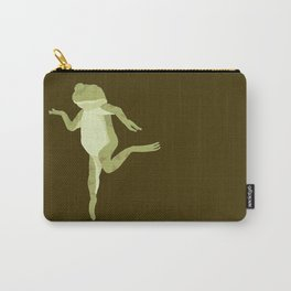 dansing frog Carry-All Pouch