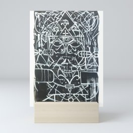 Crossguard Mini Art Print