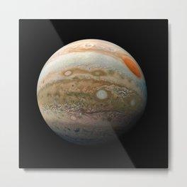 Planet Jupiter Deep Space Probe Telescopic Photograph No. 2 Metal Print