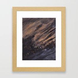 Granite 1 Framed Art Print