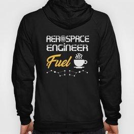 Aerospace Engineer Coffee Engineering Gifts graphic Hoody