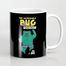 The Incredible Pug Mug