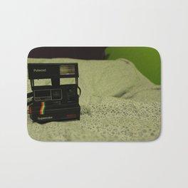 Polaroid Bath Mat