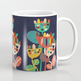 Wild Flowers Coffee Mug