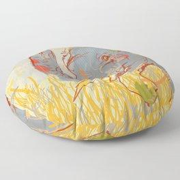 Kooky Elephant Floor Pillow