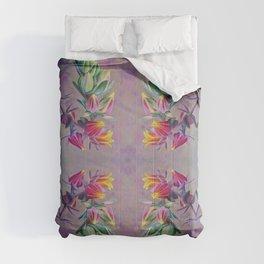 Succulent Bright Comforters