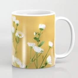 Yellow summer | Flower Photography Coffee Mug