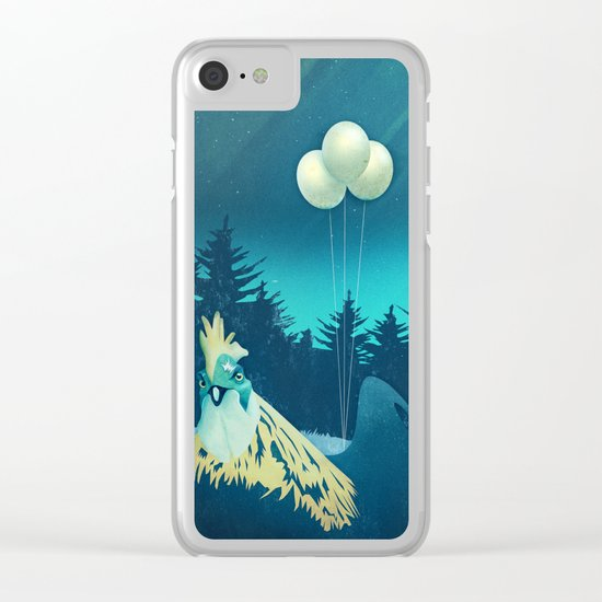 What the Hegg?! Clear iPhone Case