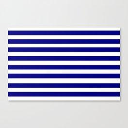 Marinière mariniere Canvas Print