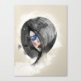 Girlie 02 Canvas Print