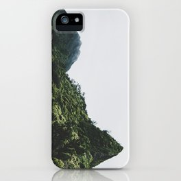 Pali Point - Hawaii iPhone Case