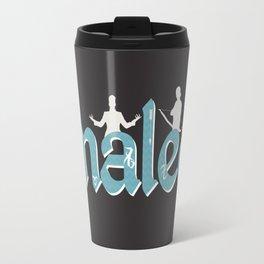 Malec   Shadowhunters Travel Mug
