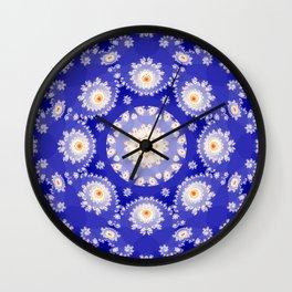 Fractal Series: 2c Wall Clock